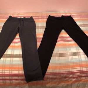 Old Navy girls 10-12 fleece pants